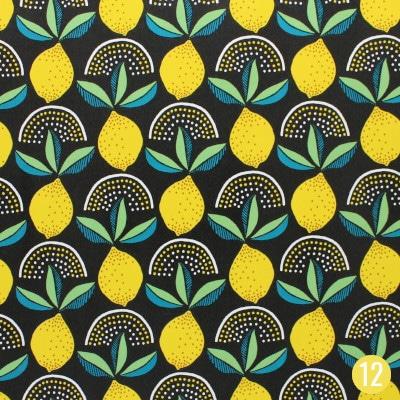 tissu-toile-ciree-lemonade-noir-2