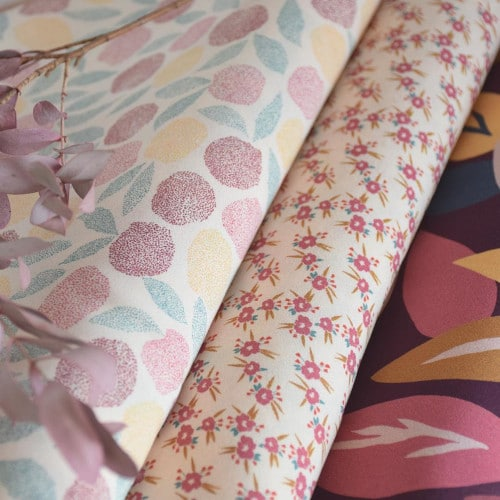 collection vintage garden - cousette fabrics