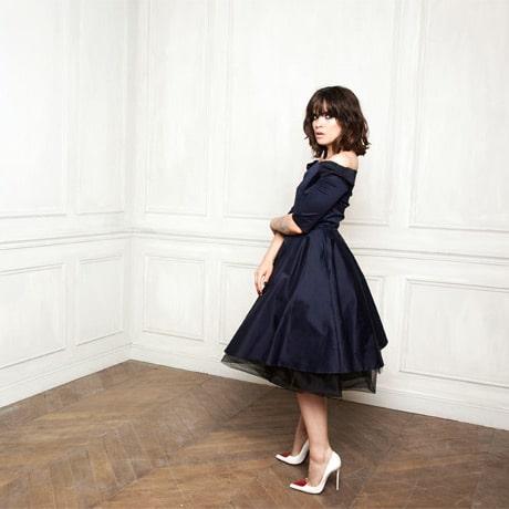 Robe mariée noire Lolita - patron de Make My Lemonade