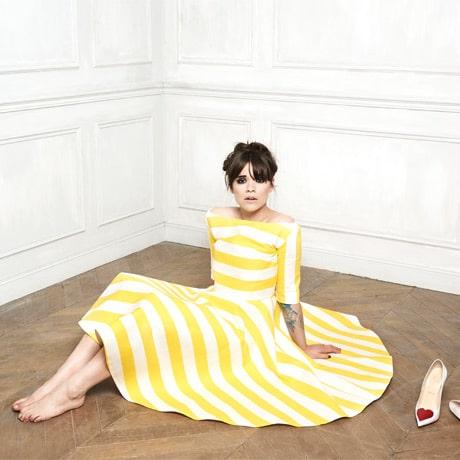 Robe mariée jeune et blanc Lolita - patron de Make My Lemonade