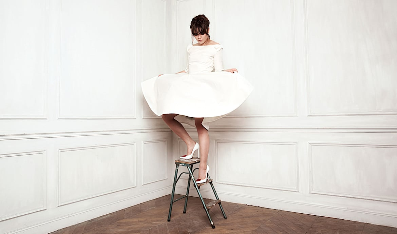 Coudre sa robe de mariée - LOUISE Magazine