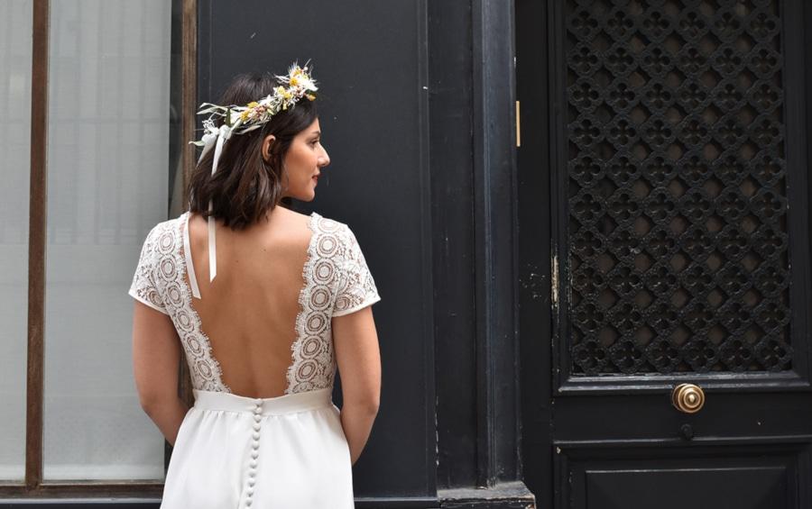 coudre sa robe de mariée avec artesane - cours en ligne avec patron