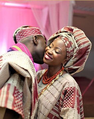 mariée au Sénégal