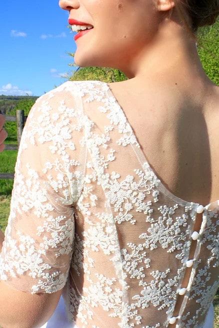 robe de mariée edith - patron du Laboratoire Familial