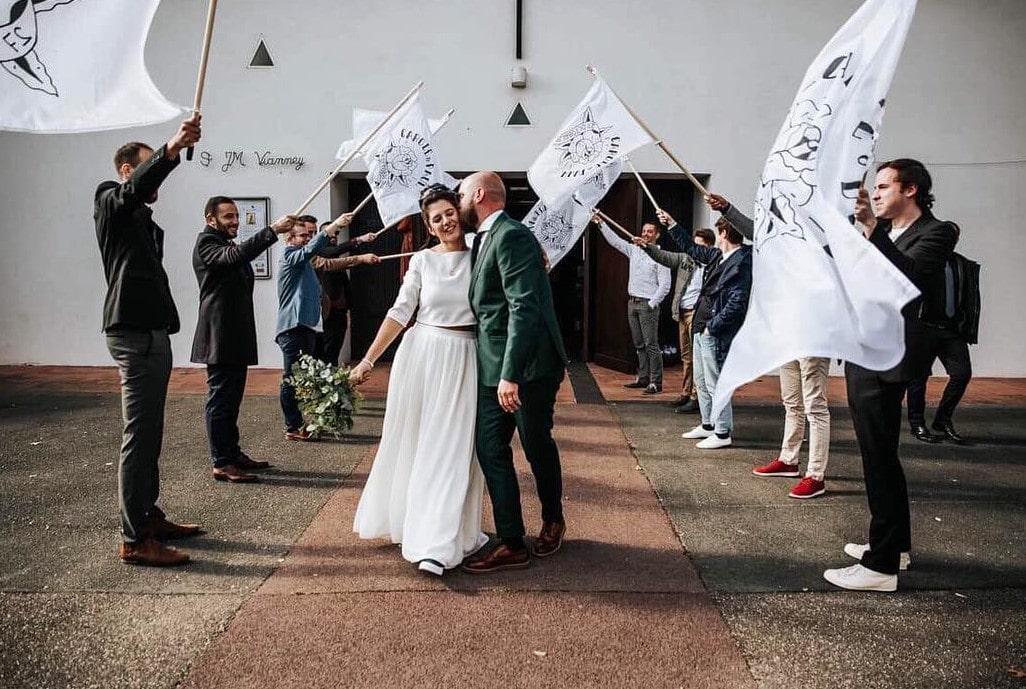 Jupe et top pour le mariage de @mieux_que_le_shopping