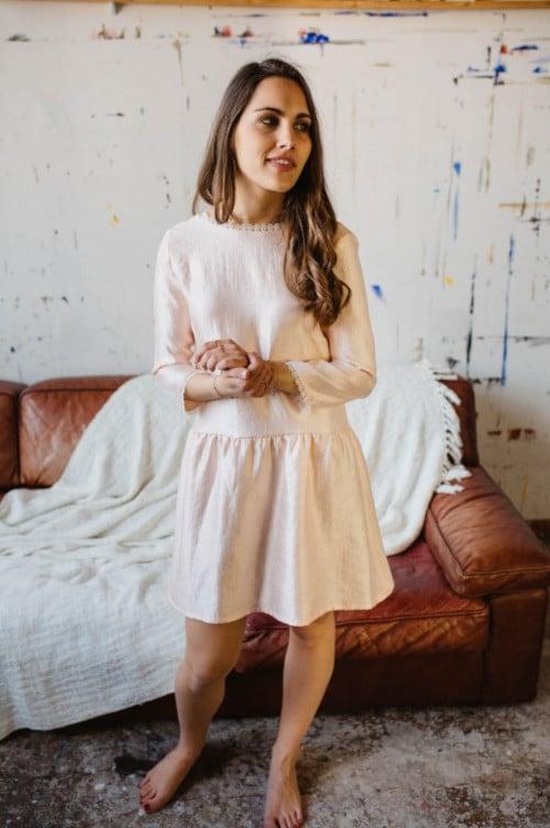 Coudre pour un mariage : Robe Muse - patron Ma Petite Garde Robe