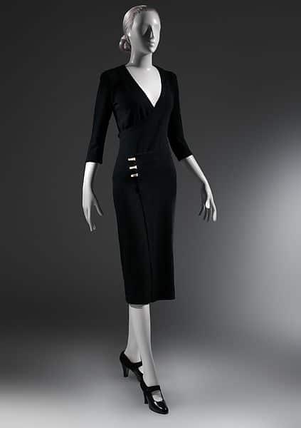 Taxi dress de Charles James - 1932