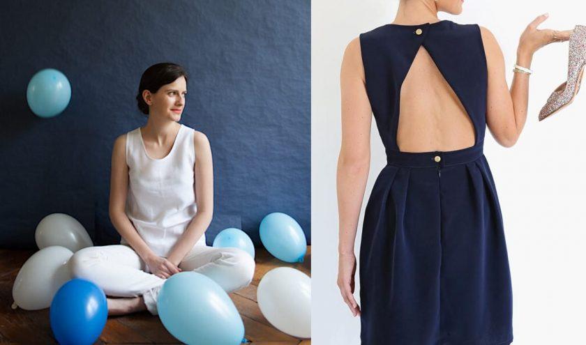 Interview de Charlotte Auzou - créatrice de patrons couture