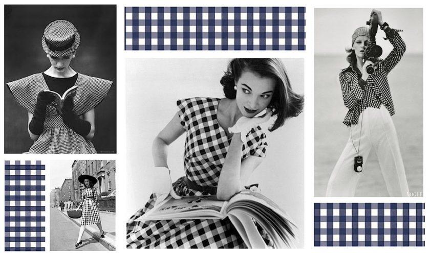 Histoire et secrets du tissu vichy - Louise Magazine