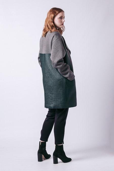 Manteau Gaia de Named Clothing - patron en anglais
