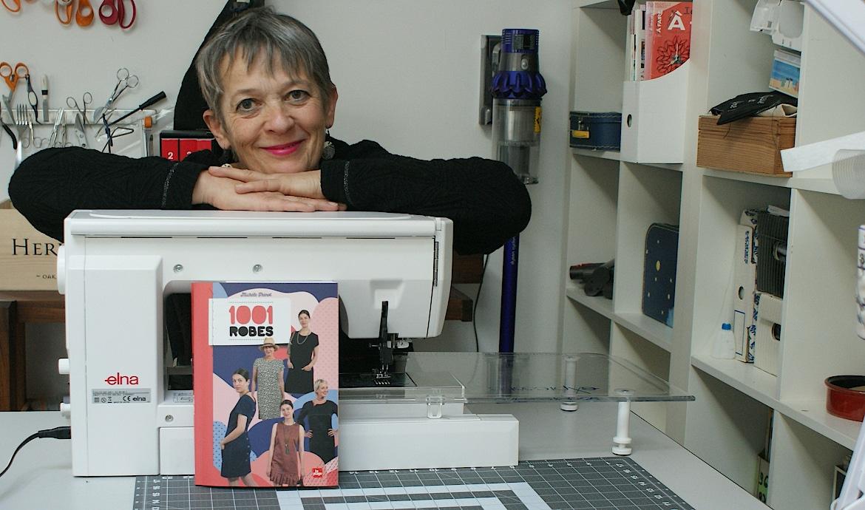 Interview Michèle Thénot - 1001 robes