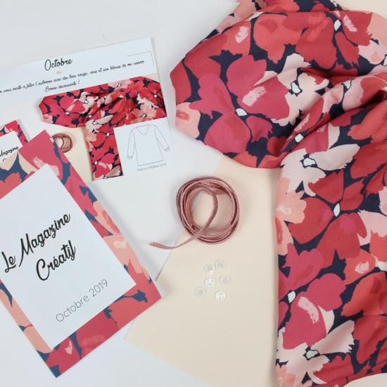 MS Box - Box couture par Mouna Sew
