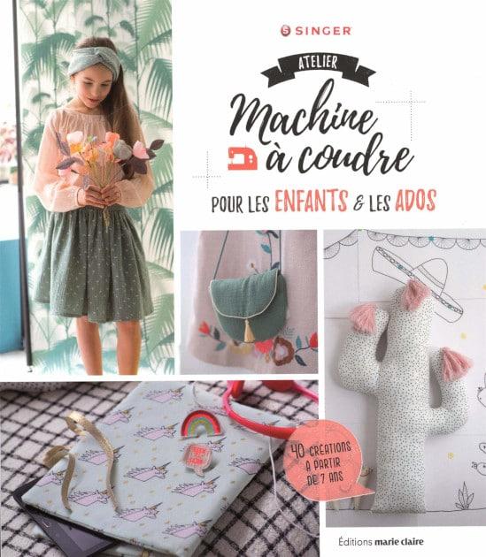 Atelier machine à coudre pour enfants et ados - Coralie Bijasson