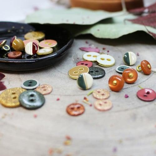Les jolis boutons d'Atelier Brunette