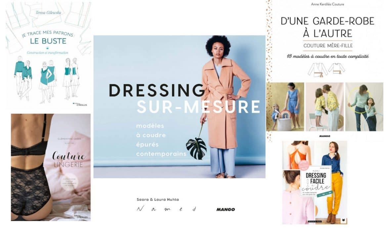 Nouveautés livres couture ocotbre 2019 - Louise magazine