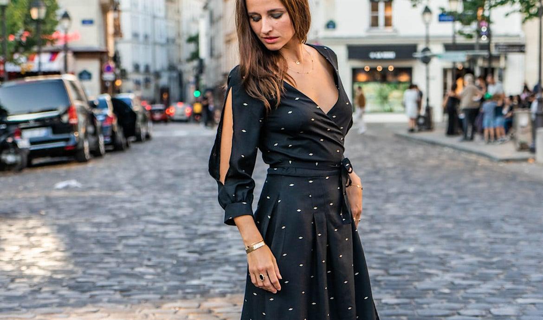Nouveautés patrons octobre 2019 - Robe Tamara de Maison Fauve