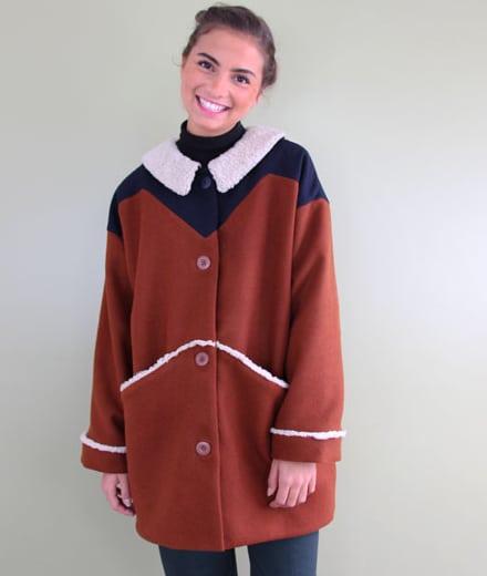 Patron manteau John - République du Chiffon