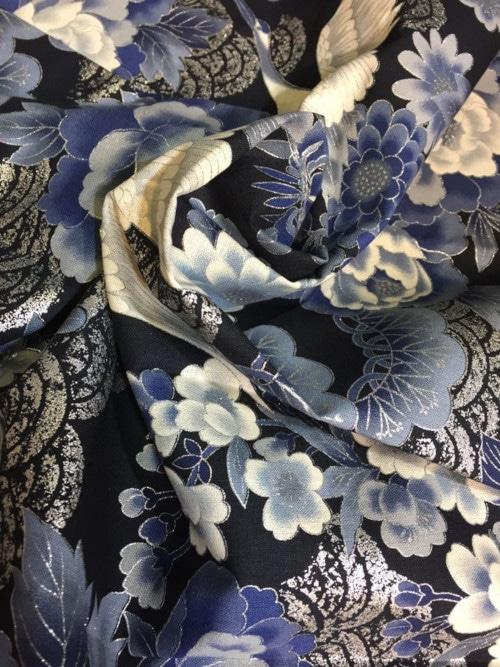 Tissu japonais - Chérie M
