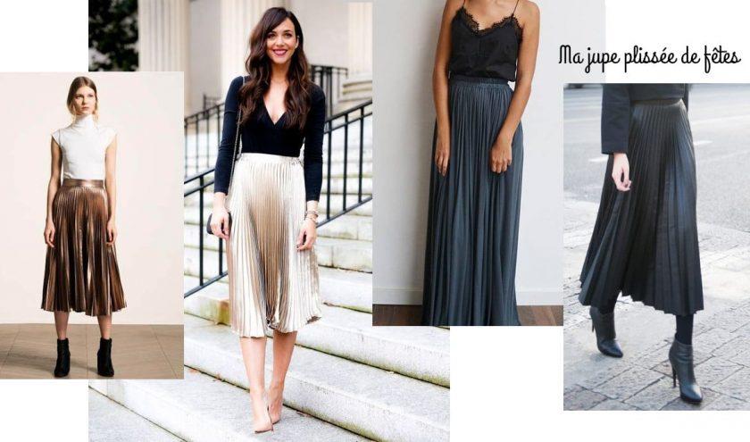 Coudre une jupe plissée pour les fêtes