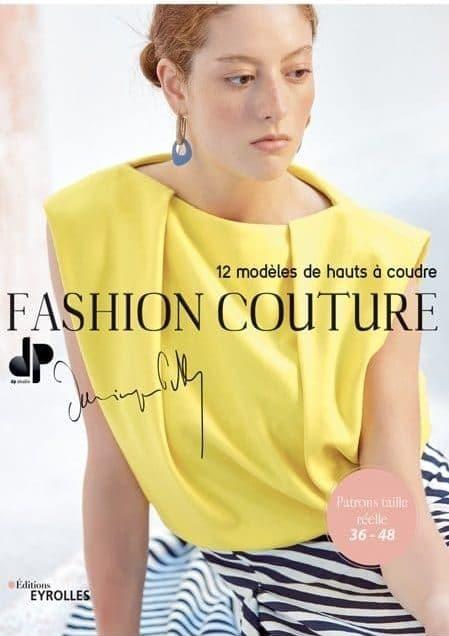 Livre fashion couture de DP Studio
