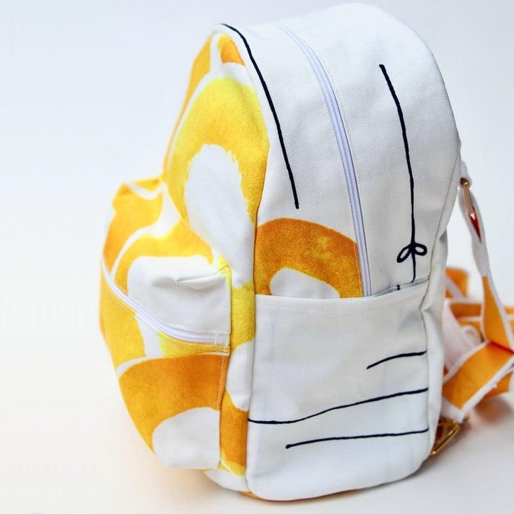 Tuto couture sac à dos - So Sew Easy
