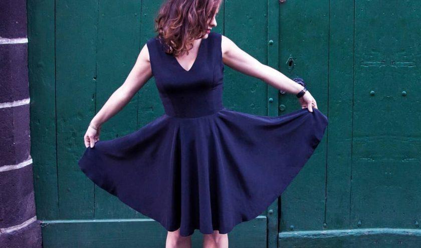 Concours je couds ma robe de fête avec Charlotte Auzou - Louise Magazine