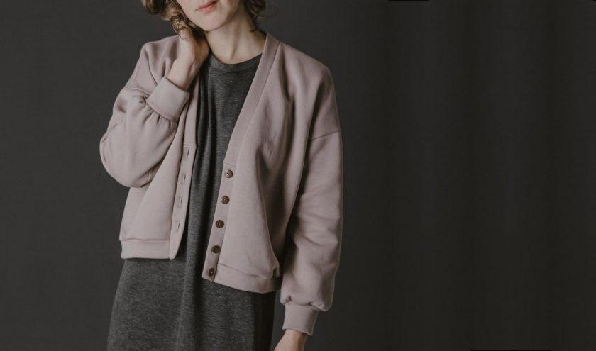 Coudre un cardigan - patrons et inspirations - Louise Magazine