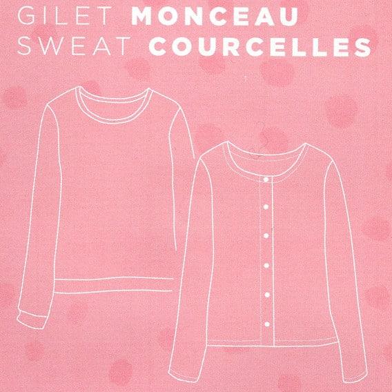 Patron gilet Monceau - Cozy Little World