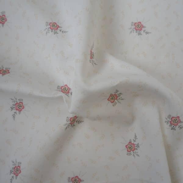Tissu Giselle - Sous le figuier x Manufacture Moutarde