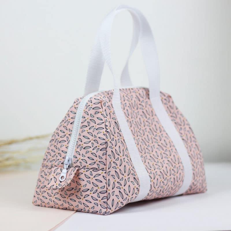 tuto lunch bag Elsa - Mouna Sew | LOUISE Magazine