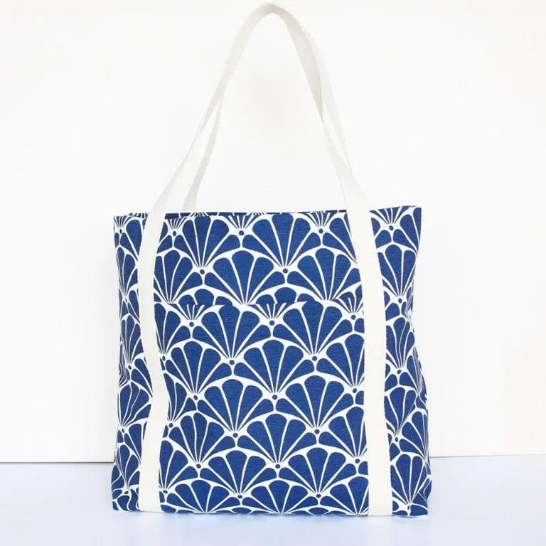 Tuto sac cabas Malo - Petit Patron | LOUISE Magazine