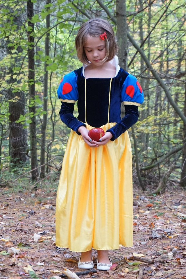 Patron robe Once Upon a Pattern - Blanche Neige