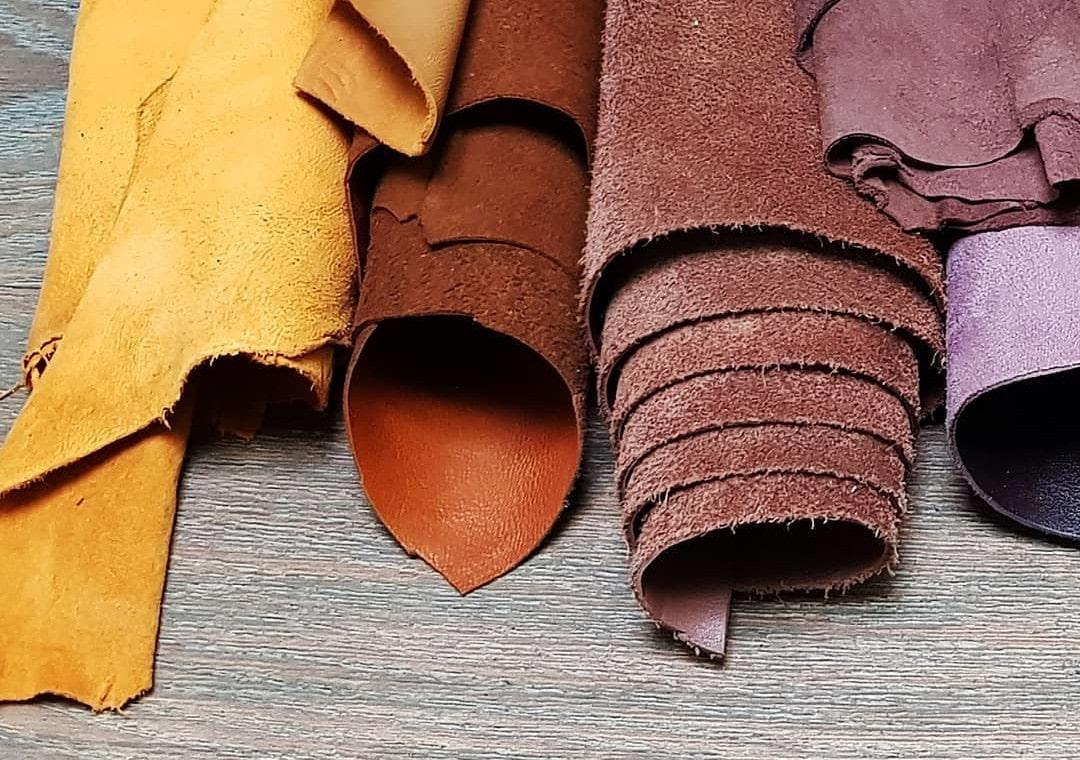 Différents types de cuir - ©Déco Cuir