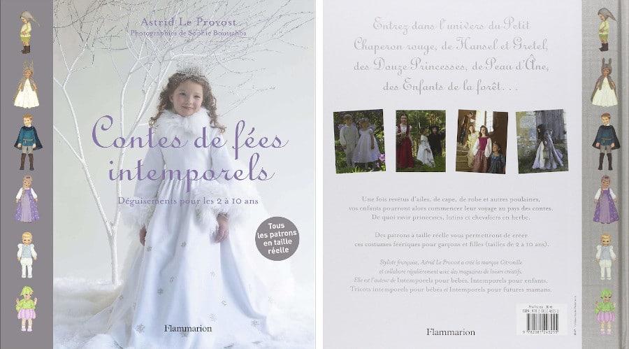 Livre contes de fée intemporels d'Atrsid le Provost - Citronille