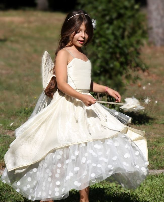 Patron robe de fée Eternelle - Her Little World