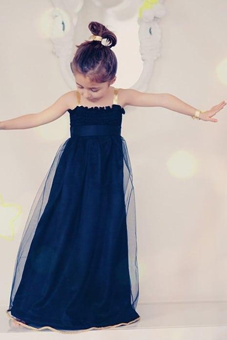 Patron robe just a girl façon princesse - Vanessa Pouzet