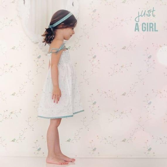 Patron just a girl - Vanessa Pouzet