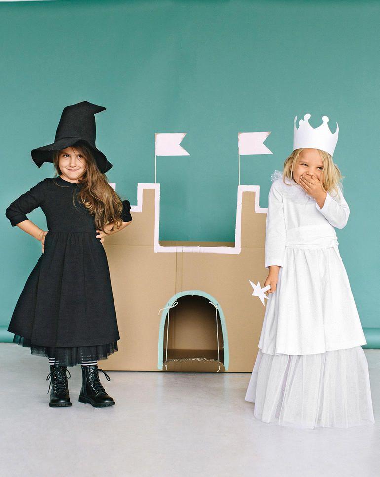 Patron princesse et sorcière - Burda