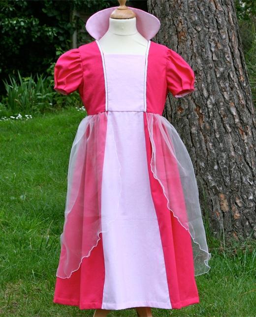 Patron robe de princesse Carabosse - Gasparine
