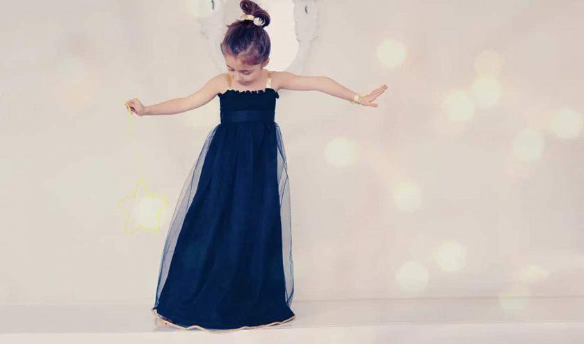Les patrons pour coudre une robe de princesse - Louise Magazine