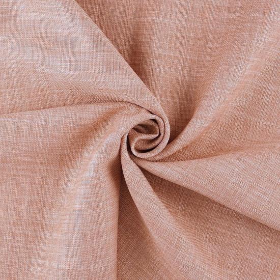 Tissu nappage linnose rose - Mondial Tissus