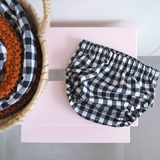 Tuto culotte bouffante bébé - Hélène et les jolis momes
