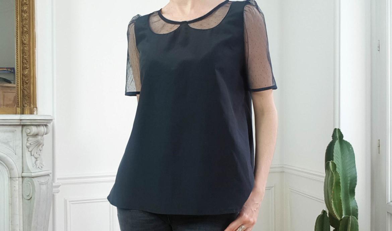 Blouse Patti - patron Dress Your Body