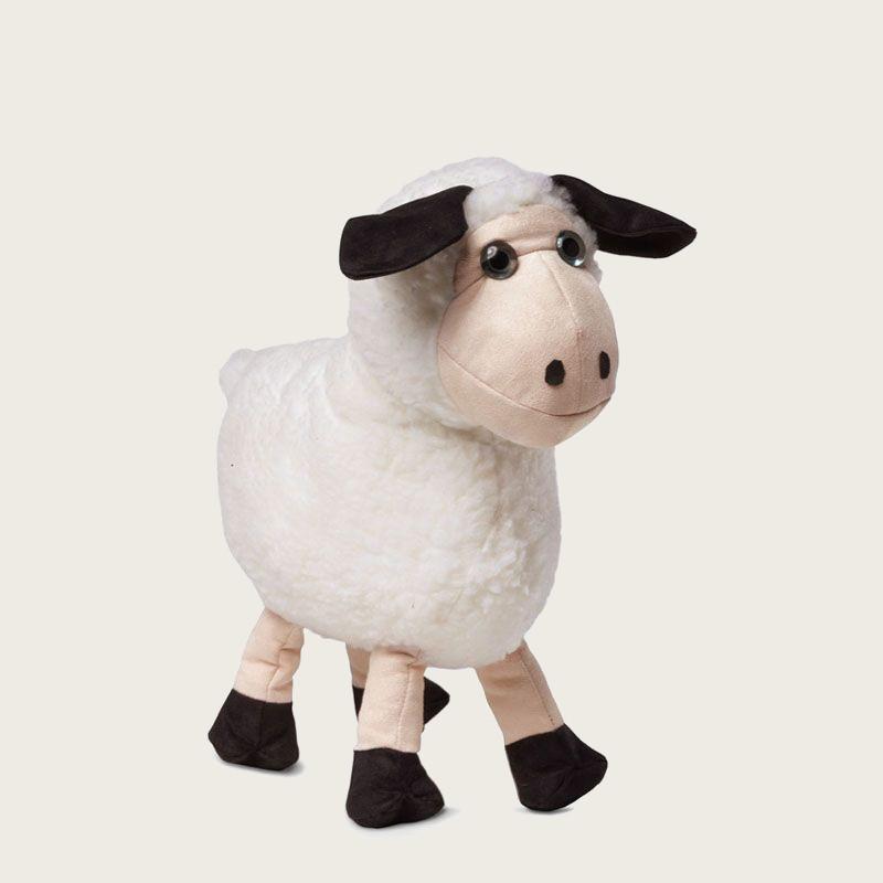 Patron de doudou mouton - Burda