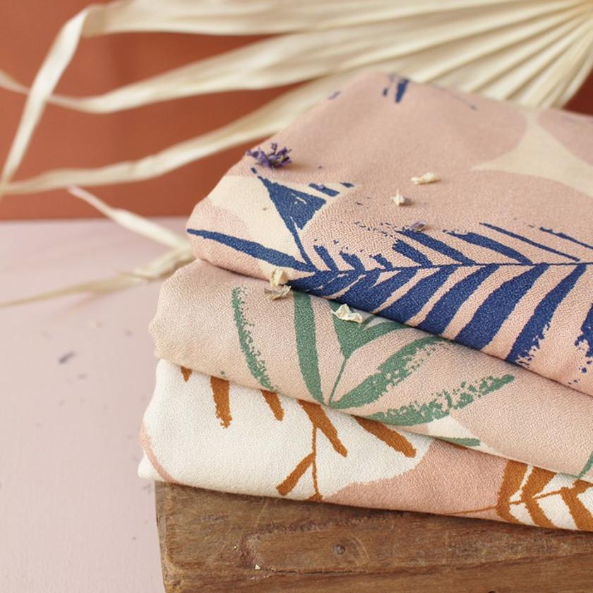 Imprimé Canopy Atelier Brunette - Un été au Rajasthan