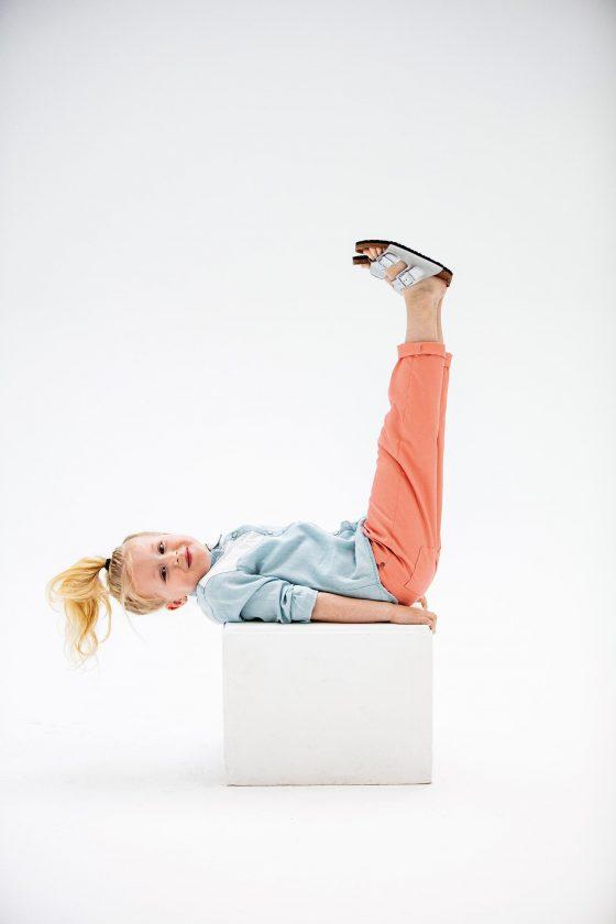 Pantalon Harvey enfant - patron Fibre Mood édition 9