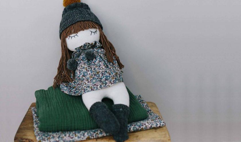 Patron de poupée en tissu - Burda Style