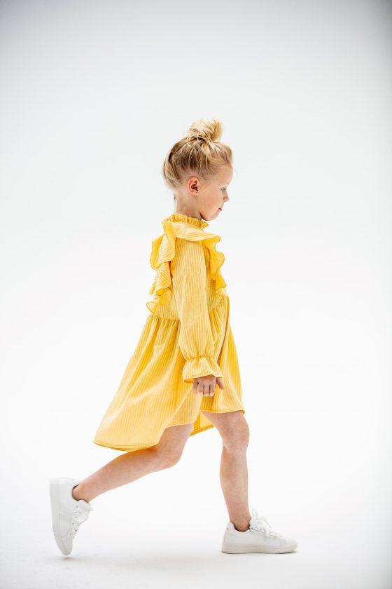 Robe Billa fillette - Fibre Mood édition 9