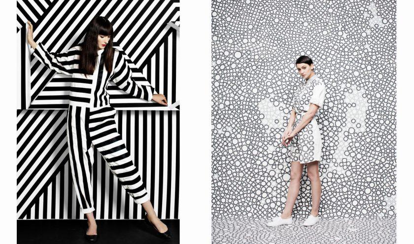 Tendance camouflage : quand tu ne fais plus qu'un avec ton papier peint - Louise Magazine