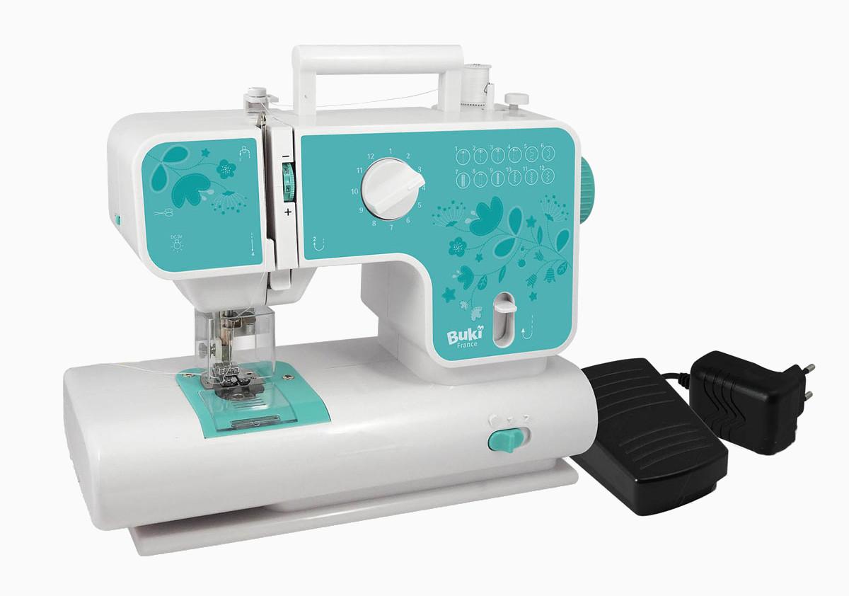 Machine à coudre Buki Professional Studio Couture Expert